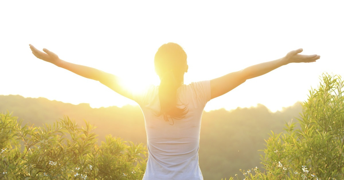3 Keys to Living Well and Feeling Great About Yourself!