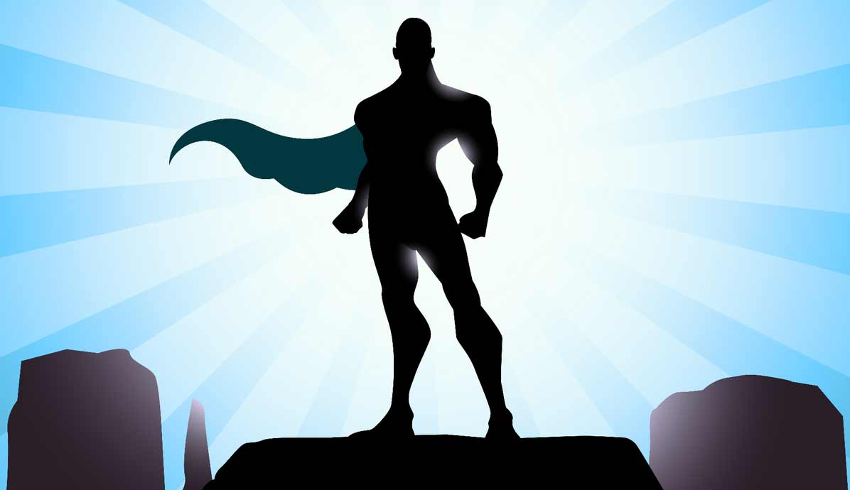 3 Ways to Become a Super Hero in 24 Hours!